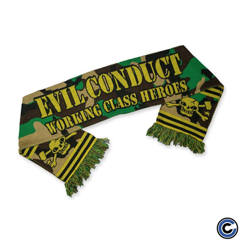 "Evil Conduct ""Working Class Hero's"" Scarf"