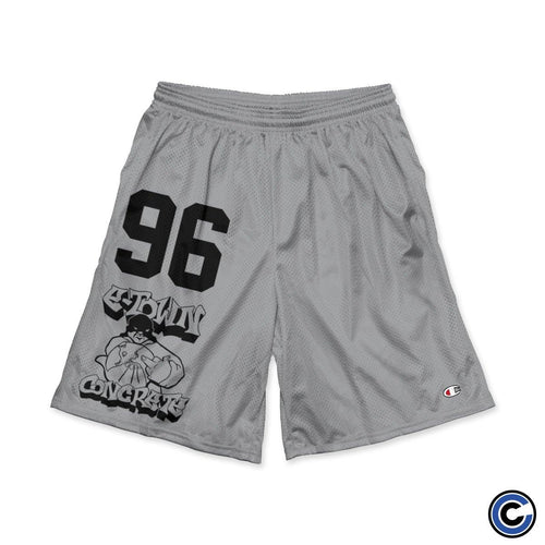 "E. Town Concrete ""FTW"" Gray Shorts"