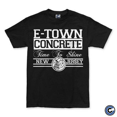 "E. Town Concrete ""Time 2 Shine"" Shirt"