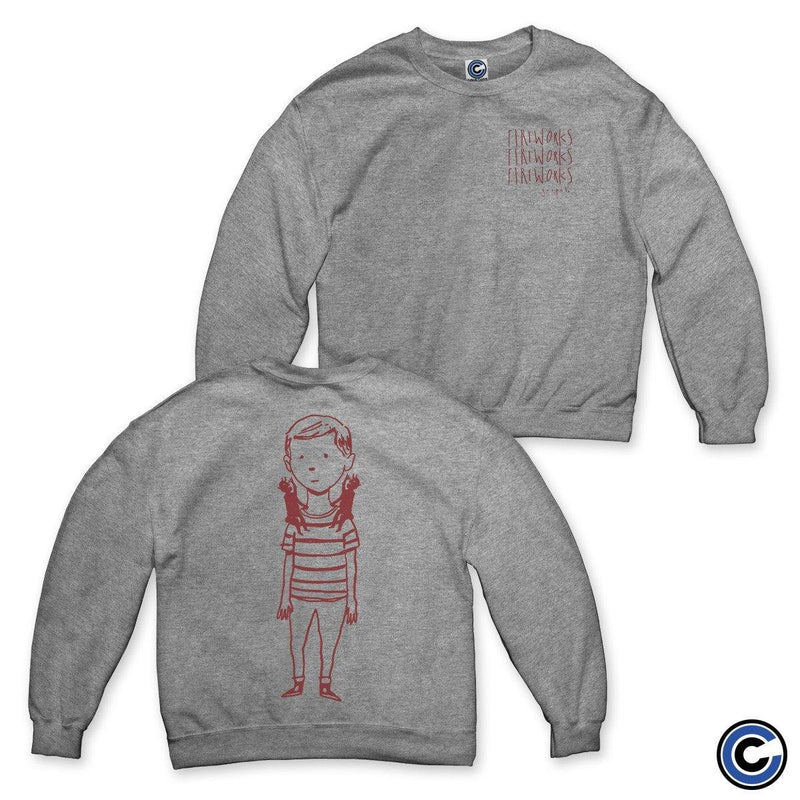 "Fireworks ""Kid"" Crew Neck"