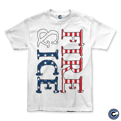 "Fire & Ice ""Flag"" Shirt"