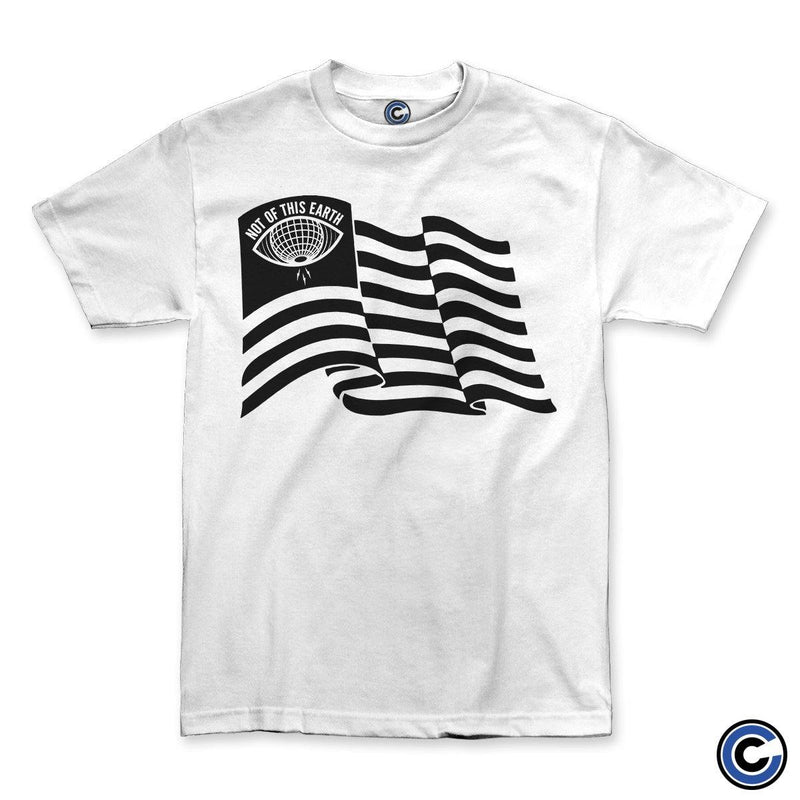 "Fire & Ice ""NOTE Flag"" Shirt"