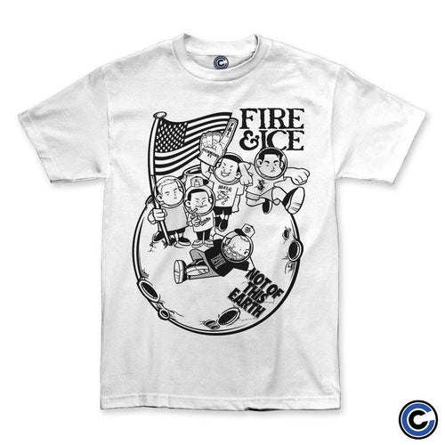 "Fire & Ice ""Not Of This Earth Chun"" Shirt"