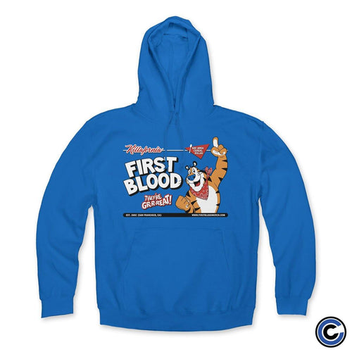 "First Blood ""They're Great"" Hoodie"