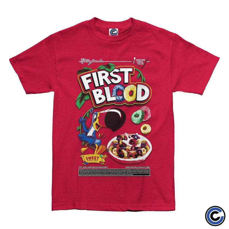 "First Blood ""Fruit Loops"" Shirt"