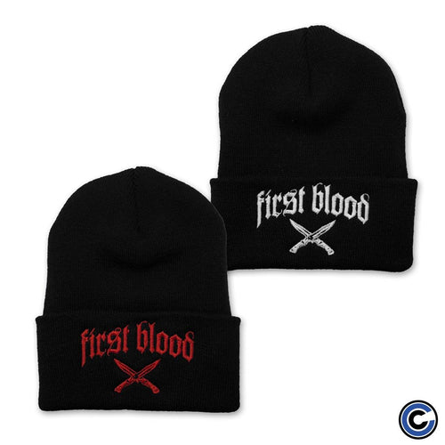 "First Blood ""Knives"" Beanie"