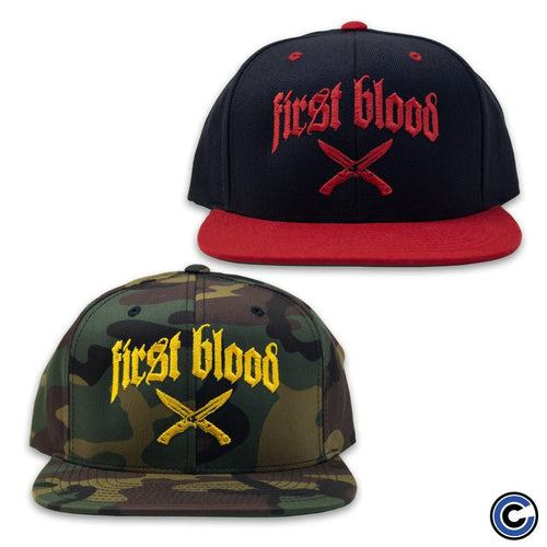 "First Blood ""Knives"" Snapback"