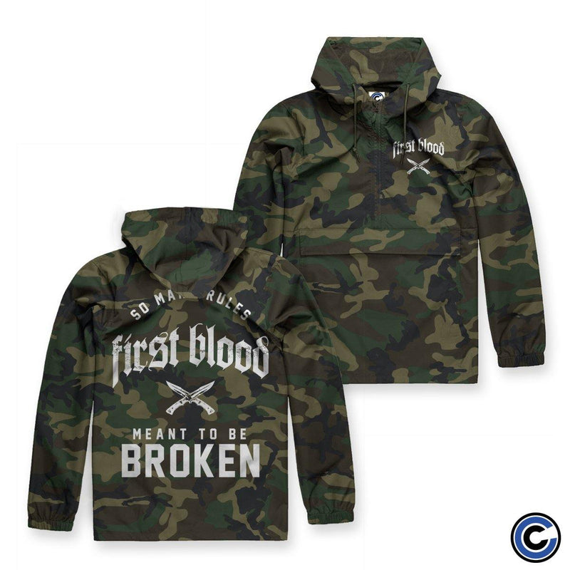 "First Blood ""Meant To Be Broken"" Breaker"