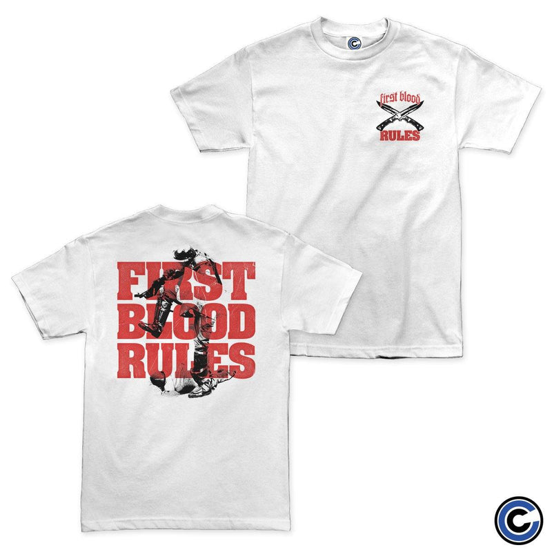 "First Blood ""Rules"" Shirt"