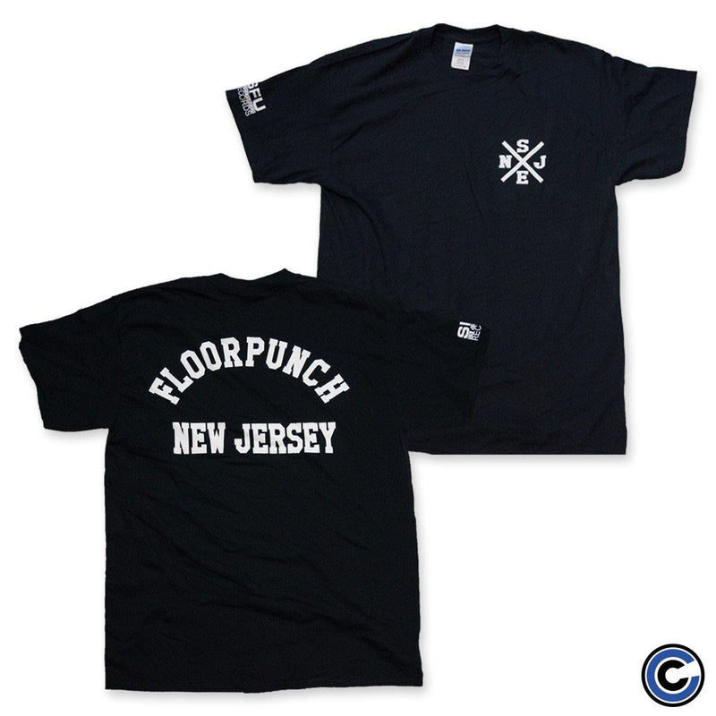 "Floorpunch ""NJSE"" Shirt"
