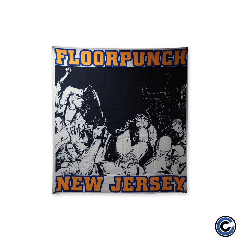 "Floorpunch ""New Jersey"" Flag"