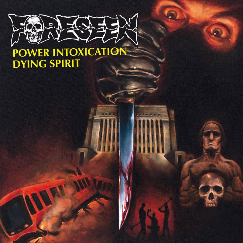 "Buy Now – Foreseen ""Power Intoxication"" 7"" – Cold Cuts Merch"
