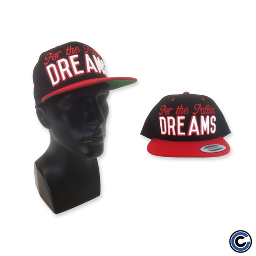 "For The Fallen Dreams ""Logo"" Snapback"