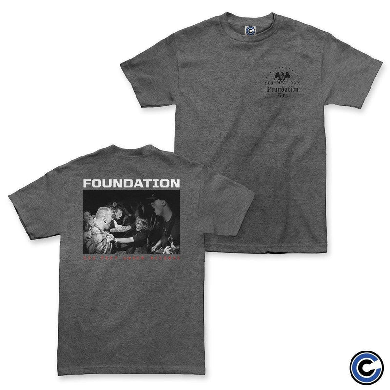 "Foundation ""Live"" Shirt"