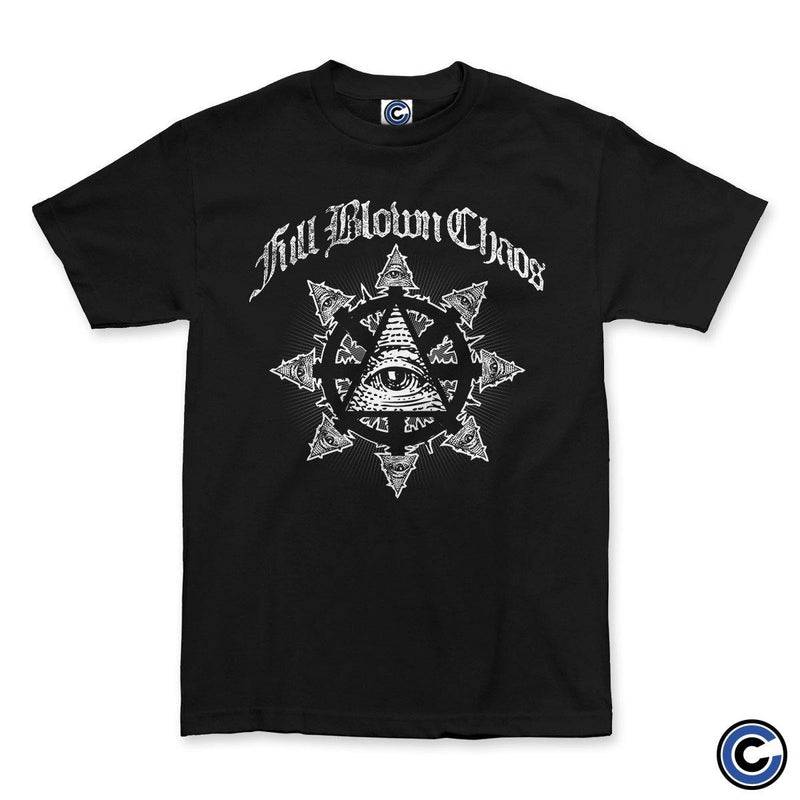 "Buy Now – Full Blown Chaos ""Eye"" Shirt – Cold Cuts Merch"
