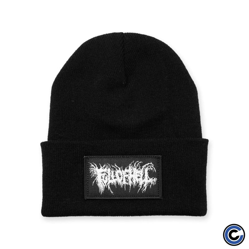 "Full of Hell ""Insect Logo Patch"" Beanie"