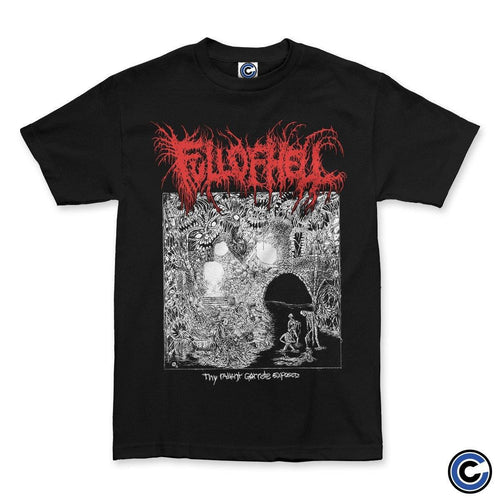 "Full of Hell ""Nails Split"" Shirt"