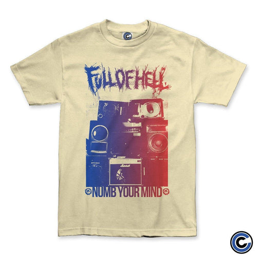 "Full of Hell ""Numb Your Mind"" Shirt"