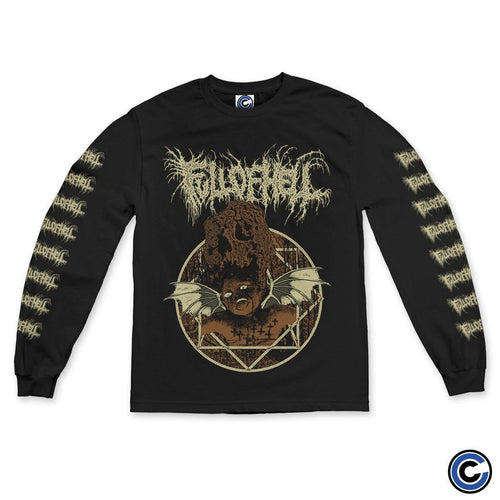 "Full of Hell ""Octagram"" Long Sleeve"