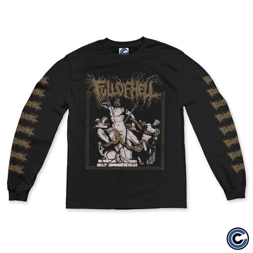"Full of Hell ""Stabbed Statue"" Long Sleeve"