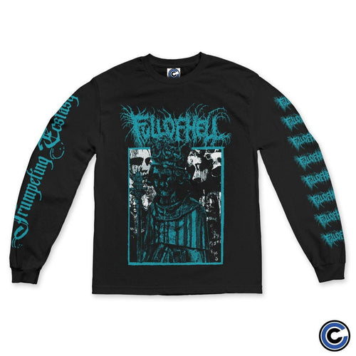 "Full of Hell ""Wound of Wounds"" Long Sleeve"