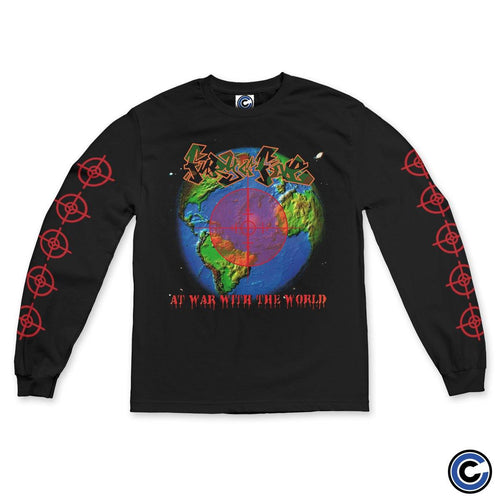 "Fury of Five ""At War With The World"" Long Sleeve"