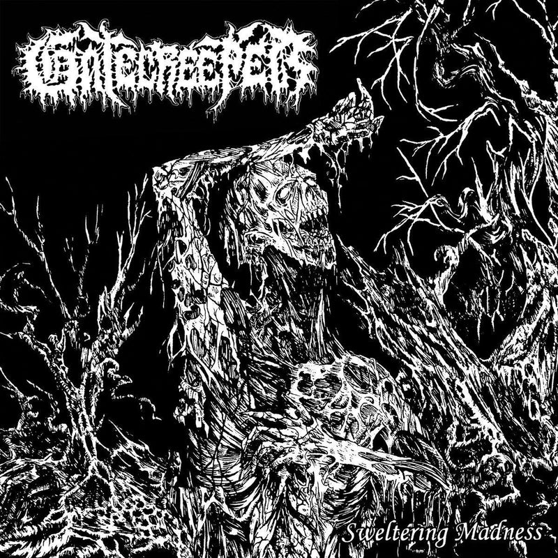 "Buy – Gatecreeper ""Sweltering Madness"" 7"" – Band & Music Merch – Cold Cuts Merch"