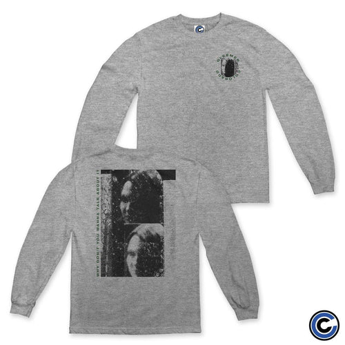 "Buy – Gleemer ""Talk About It"" Long Sleeve – Band & Music Merch – Cold Cuts Merch"