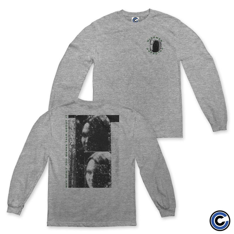 "Gleemer ""Talk About It"" Long Sleeve"