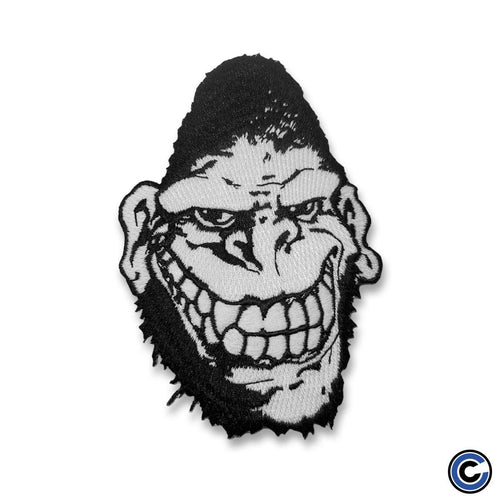 "Buy Now – Gorilla Biscuits ""Gorilla Head"" Patch – Cold Cuts Merch"