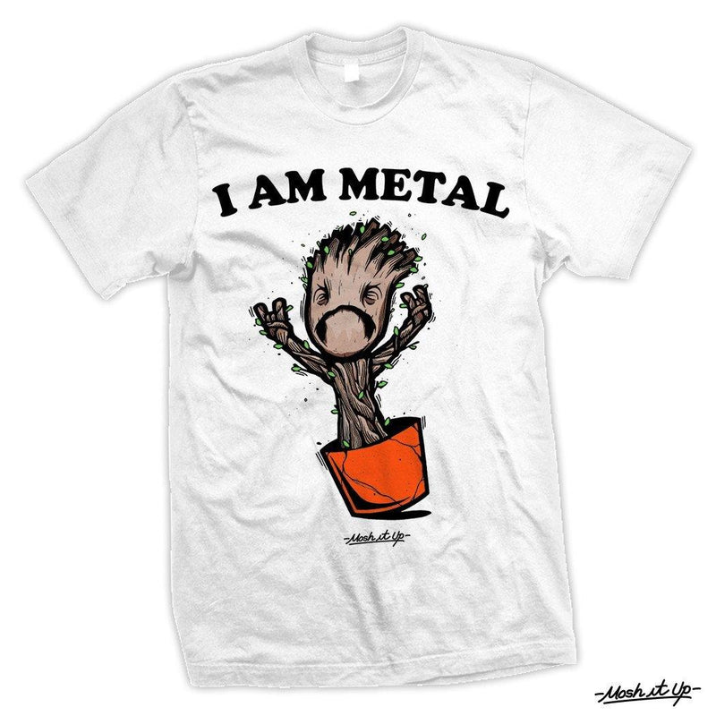"Buy Now – Mosh It Up ""I Am Metal"" Shirt – Cold Cuts Merch"