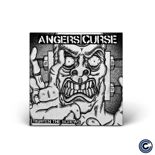 "Buy Now – Angers Curse ""Tighten the Screws"" 12"" – Cold Cuts Merch"
