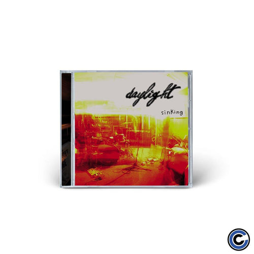 "Buy Now – Daylight ""Sinking"" CD – Cold Cuts Merch"