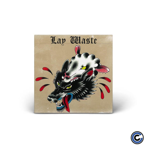 "Buy Now – Lay Waste ""Lay Waste"" 7"" – Cold Cuts Merch"
