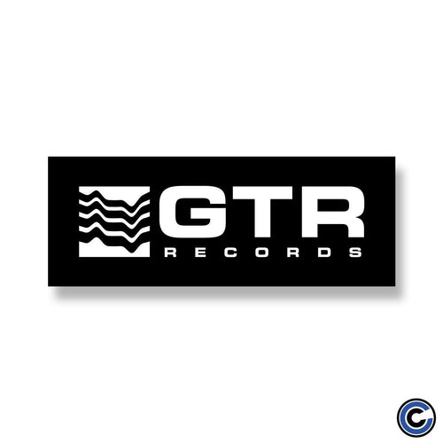 "GTR ""Logo"" Sticker"