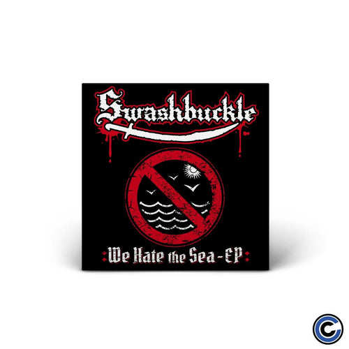 "Buy – Swashbuckle ""We Hate The Sea"" 7"" – Band & Music Merch – Cold Cuts Merch"