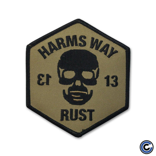 "Buy Now – Harms Way ""13"" Patch – Cold Cuts Merch"
