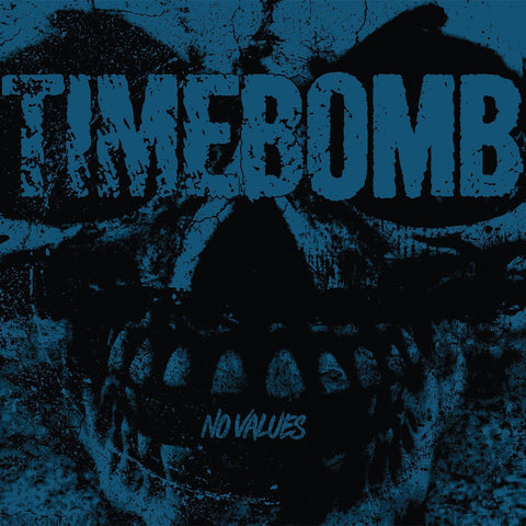 "Timebomb ""No Values"" 7"""