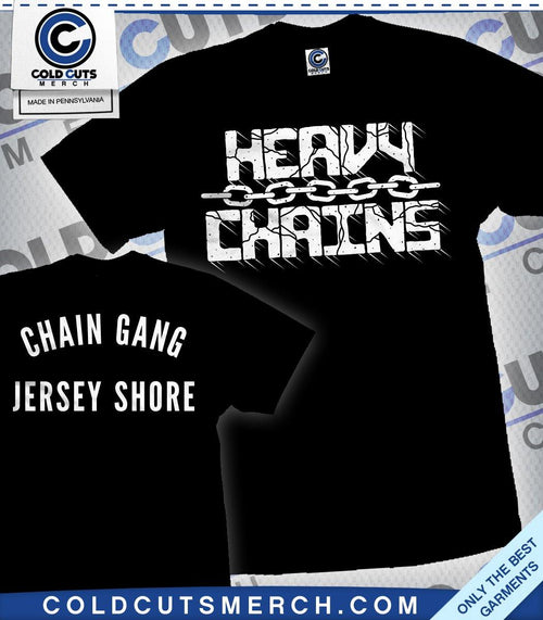 "Heavy Chains ""Chain Gang"" Shirt"