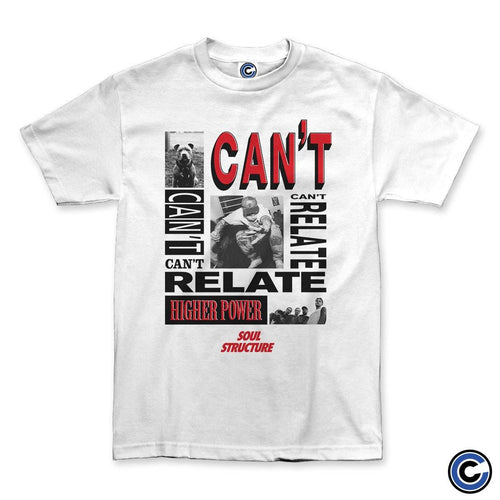 "Higher Power ""Can't Relate"" Shirt"