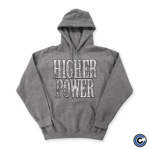 "Higher Power ""Distressed Logo"" Hoodie"