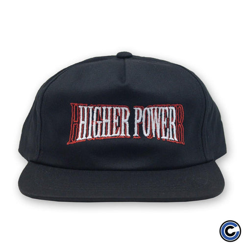 "Higher Power ""Double Logo"" Snapback"