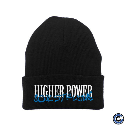 "Higher Power ""Soul Structure"" Beanie"