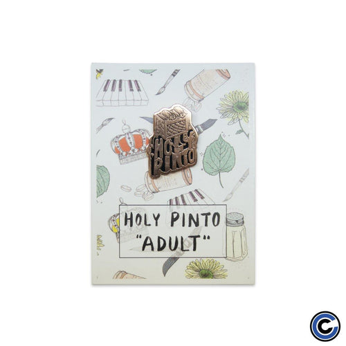 "Buy – Holy Pinto ""Speaker"" Pin – Band & Music Merch – Cold Cuts Merch"
