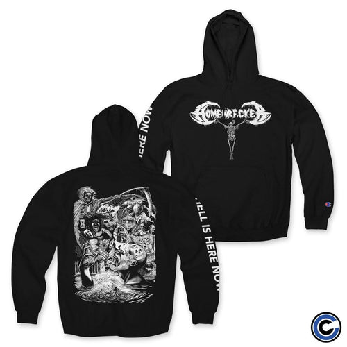 "Homewrecker ""Hanging Skeleton"" Hoodie"