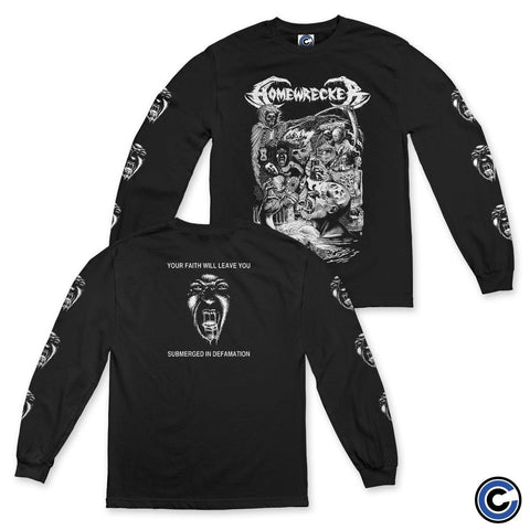 "Homewrecker ""Your Faith"" Longsleeve"