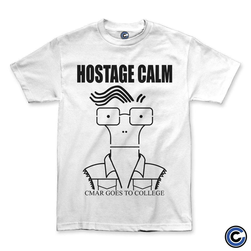"Hostage Calm ""CMar Goes to College"" Shirt"