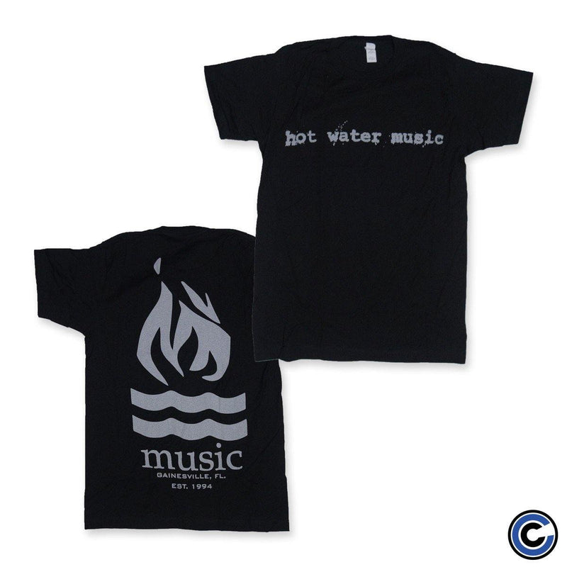 "Hot Water Music ""Traditional"" Shirt"
