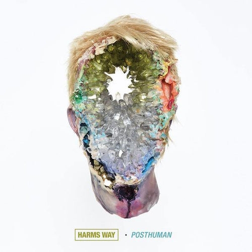 "Harms Way ""Posthuman"" LP"