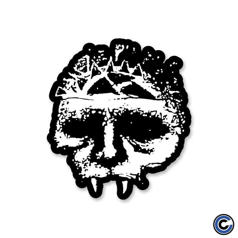 "Integrity ""Skull Logo"" Die Cut Sticker"